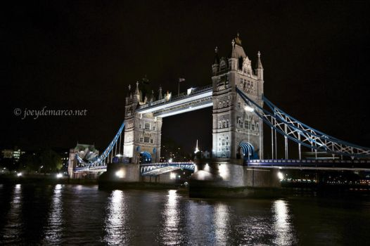 Tower Bridge by JoeyDeMarco