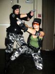 Resident evil cosplay 2 by Suki-Cosplay