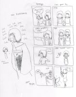4koma - Back Then 1 by URF