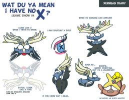 XERNEAS diary by c4tman