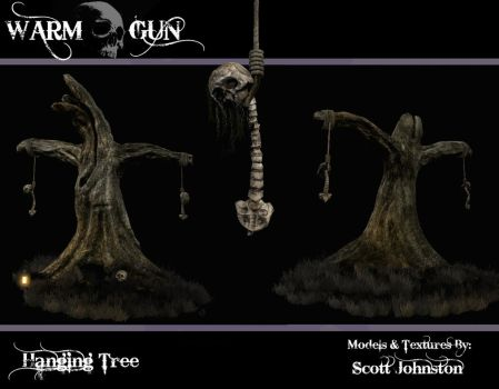 The Hanging Tree by WarmGunMod