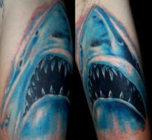jaws by tattoos-by-zip