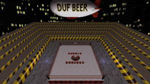 Dukematch Map: Ramble Rousers Arena by TheRumbleRoseNetwork