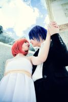 Another dance, Hayato-sama -  UtaPri by Shirokii
