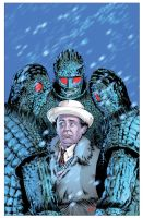 Dr. Who Classics IV 2 by CharlieKirchoff