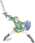 Link Action color by TLOZMaster
