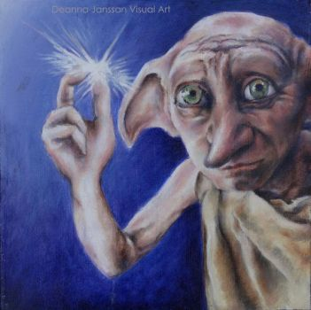 2008: Dobby the House Elf by QueenOfCostumes