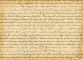 Old Text Texture 3 by cazcastalla