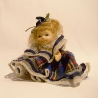 Porcelain doll 9 by Panopticon-Stock