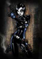 Domino by Windriderx23 by pixeltease