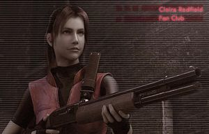 ::Claire Redfield banner:: by Claire-Wesker1
