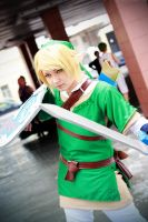 The Legend of Zelda: Twilight Princess - Link by I-S-Mast