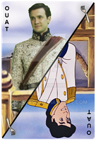 OUAT Card Prince Eric by jeorje90