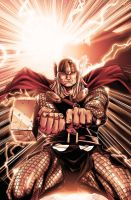 The Mighty THOR by wordmongerer