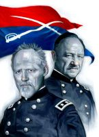 Civil War - Hackman + Lenihan by carts