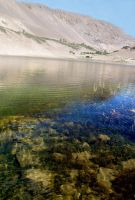 Borit Lake II, Pakistan by imrantshah
