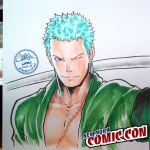 Nycc-10 - One Piece's Roronoa Zoro by theCHAMBA