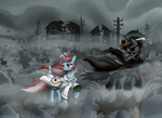 Comm: Among the Ashes by pridark