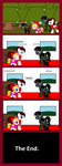 The Story of Black Knight and Rain Cloud Page 4 by MLP-Black-Knight