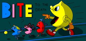 Pac-Man Battle Royale by AshumBesher