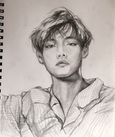 Happy Taehyung Day by mexicansyrup