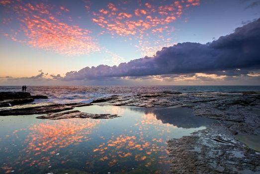 Speckled Dawn by MarkLucey