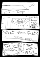 Git your boat off my turf: page 1 by ISZK-tv