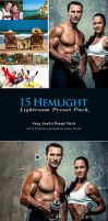 15 Hemlight Lightroom Preset by hazratali2020