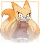Tibleam with glasses by nancher