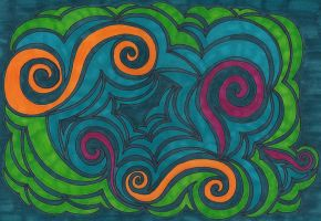 Color Filled Shapes by Creature-of-Habit88
