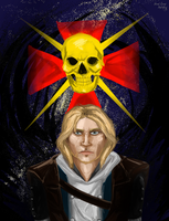 Edward Kenway by Moonwayfarer