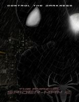 The Amazing Spider-Man 2 (Symbiote) - Poster 2 by MrSteiners