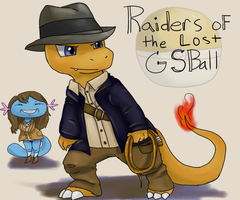 Indimander Jones by CrazyIguana
