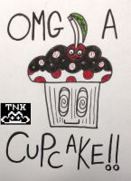 OMG Cupcake - Happy Edition by TNH-Ed-Hill