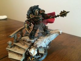 Horus Lupercal, Warmaster of the Imperium by EliKai