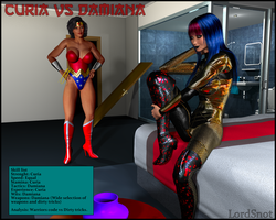 Vote For The Winner: Curia vs Damiana by Soolz