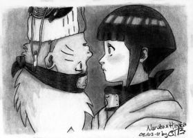 Naruto and Hinata by Luthien20