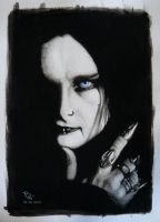 Dani Filth by LilithBNor