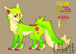 Falvie Reference by falvie