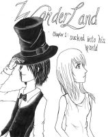 WonderLand Ch. 1 cover by sohnarox