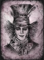 Mad Hatter by marcos-damata