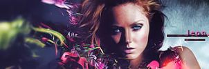 Lily Cole Sig by Leon-GFX