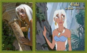 Kida cosplay by MaddMorgana