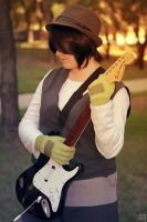 Once-ler Cosplay - A quiet moment by StrawberrySoulReaper