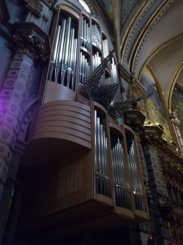 Organ I. by Anne-Wolf