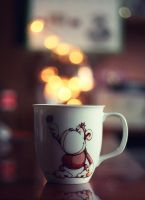 My Cup of Bokeh by kyu-to