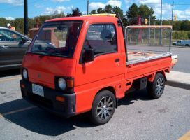 Subaru Sambar by Ripplin