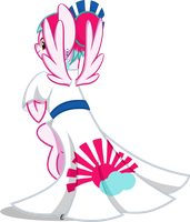 Karate is Fashionable! by equinepalette