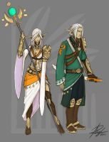 High Elves by Reganov