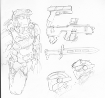 Character bits: Arkady 4406 version by NikkoJT